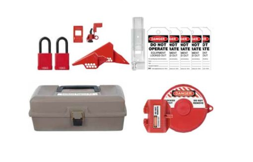 Abus ABS-935 Kit Combination Toolbox