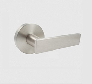 Residential door lever